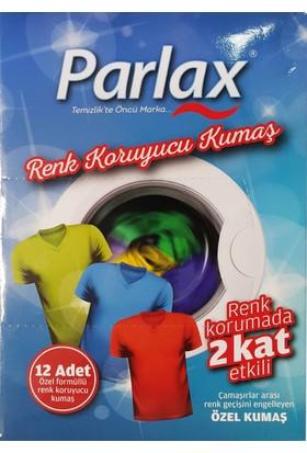 Parlax Özel Formüllü Renk Koruyucu Kumaş