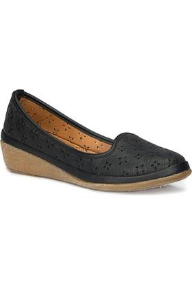 Polaris 71.157270.Z Siyah Kadın Ayakkabı
