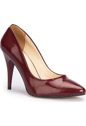 Polaris 71.305097Rz Bordo Kadın Ayakkabı