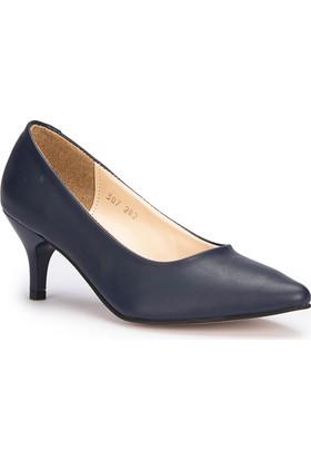 Polaris 71.307282.Z Lacivert Kadın Ayakkabı