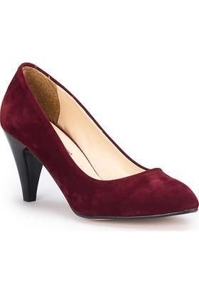 Polaris 71.309022Sz Bordo Kadın Ayakkabı