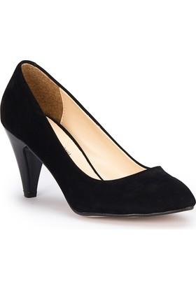 Polaris 71.309022Sz Siyah Kadın Ayakkabı
