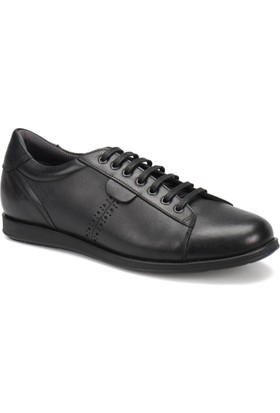 Oxide N-26 M 1300 Siyah Erkek Deri Klasik Ayakkabı