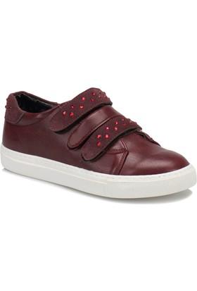 Seventeen Aa3 Bordo Kız Çocuk Ayakkabı