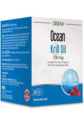 Ocean Krill Oil 700mg 30 Softjel kp
