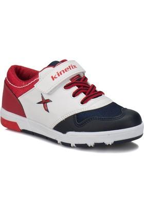 Kinetix Rames Lacivert Kırmızı Beyaz Erkek Çocuk Sneaker
