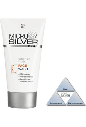 LR Microsilver Plus Yüz Yıkama Kremi 150 ml (Face Wash)
