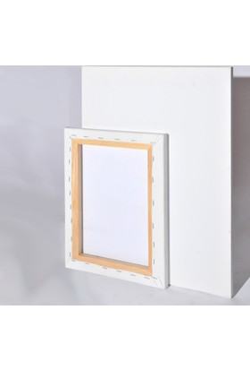 Çanakcı Ahşap Tuval Profesyonel Kalite 35 x 50 cm