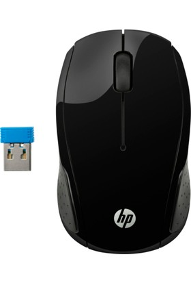 HP 200 Kablosuz Mouse X6W31AA
