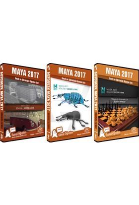 Autodesk Maya 2017 Modelleme