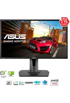 "Asus MG248Q 24"" 1ms (DVI-D+HDMI+Display) Full HD Oyuncu Monitör"