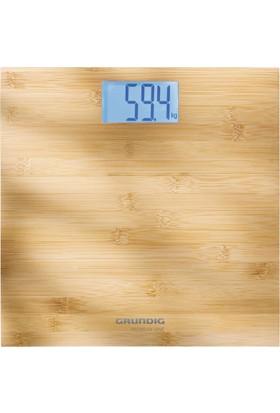Grundig PS 4110 Dijital Bambu Tartı