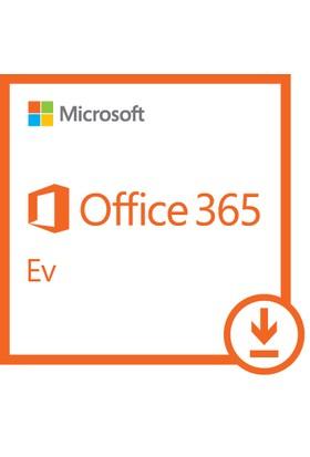 Microsoft Office 365 Ev Abonelik – 5 Kullanıcı- 1 yıl 6GQ-00086 (Dijital İndirilebilir Lisans)
