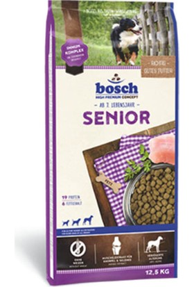 Bosch Senior Yaşli Köpek Maması 12,5 Kg