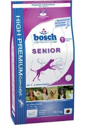 Bosch Senior Yaşli Köpek Maması 2,5 Kg