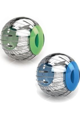 Georplast Mini Twisterball Hamster Oyun Topu 12,5 Cm