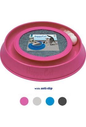 Georplast Happy Cat Moquette Plastik Kabı Ve Tırmalama Alanı 41 x 38 x 5 Cm