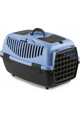 Stefanplast Gulliver 3 Kedi Ve Köpek Taşıma Çantası Mavi 61 x 40 x 38 Cm