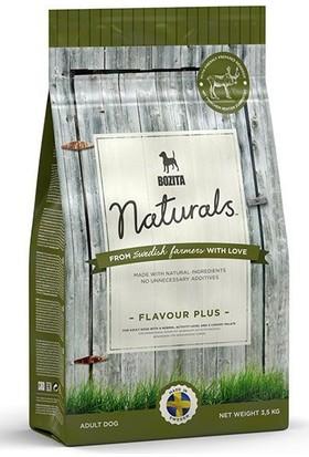 Bozita Naturals Flavour Plus Tavuklu Ve Geyik Etli Yetişkin Köpek Maması 3,5 Kg