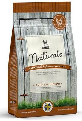 Bozita Naturals Puppy & Junior Tavuklu Yavru Köpek Maması 3.5 Kg