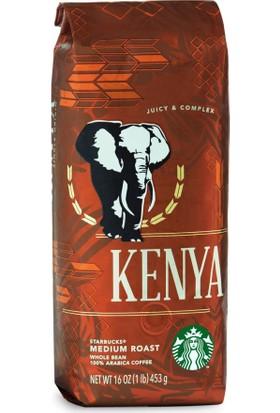 Starbucks Kenya 250 Gr Filtre Kahve (French Press İçin Çekilmiş)