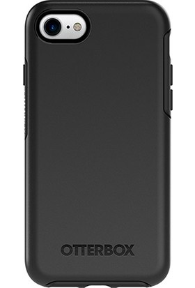 OtterBox Apple iPhone 8 - iPhone 7 Kılıf Symmetry Black