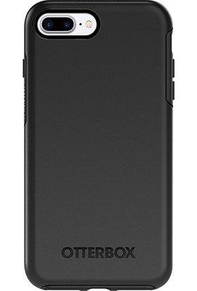 OtterBox Apple iPhone 8 Plus - iPhone 7 Plus Kılıf Symmetry Black