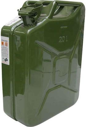 Boostzone Metal Benzin Bidonu 20 Lt