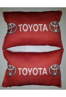 Boostzone Toyota Boyun Yastığı Minderi ( 2 Adet )