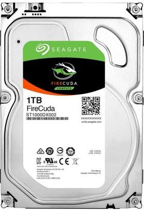 "Seagate FireCuda Gaming SSHD 1TB 3.5"" 7200RPM 64MB Cache Sata 3 Sabit Disk ST1000DX002"
