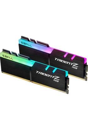 G.SKILL Trident Z RGB LED 16GB (2x8GB) 3000MHz DDR4 Ram (F4-3000C15D-16GTZR)