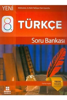 Başka Yayınları 8 Sınıf Teog Türkçe Soru Bankası