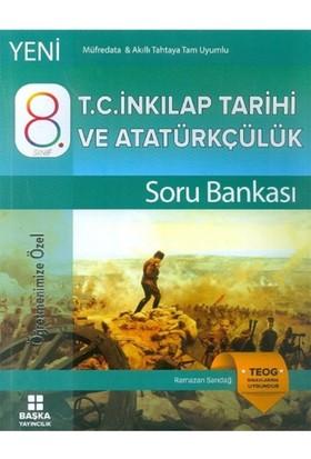Başka Yayınları 8 Sınıf Teog İnkılap Tarihi Soru Bankası