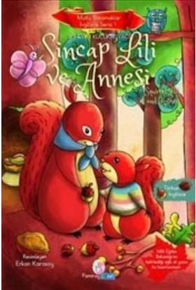 Mutlu Basamaklar İngilizce Serisi 1: Sincap Lili Ve Annesi