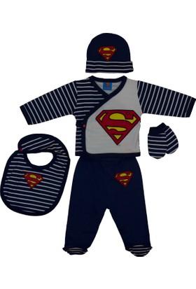 Superbaby Superman 5'li Set