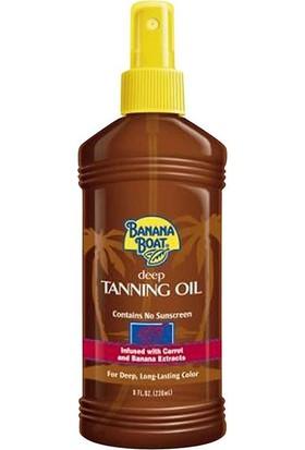 Banana Boat Tanning Oil Bronzlaşrıtıcı Sprey 236 ml