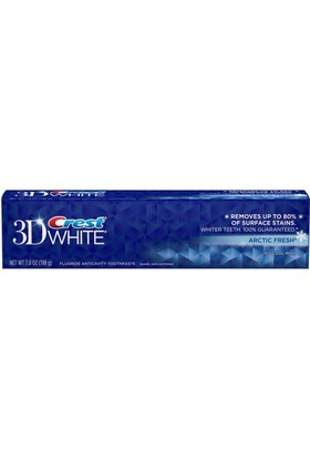 Crest 3D White Arctic Fresh Diş Macunu 198 gr