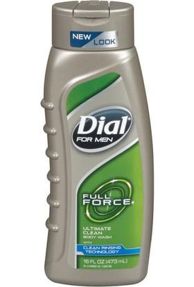 Dial For Men Full Force Vücut Şampuanı 473 ml