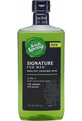 Irish Spring Vücut Şampuanı Şampuanı Yüz Yıkama 443 ml