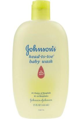Johnsons Baby Baştan Ayağa Bebek Yıkama 444 ml