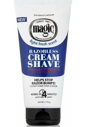 Magic Regular Seyrek Saçlar İçin Tüy Dökücü Krem 170 gr