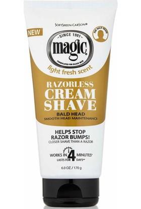 Magic Smooth Seyrek Saçlar İçin Tüy Dökücü Krem 170 gr