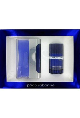 Paco Rabanne Ultraviolet Erkek Parfüm Seti