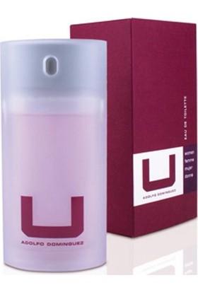 Adolfo Dominguez U Edt 75 ml Kadın Parfüm