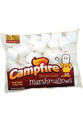 Campfire Marshmallows Beyaz Yumuşak Şeker 300 gr