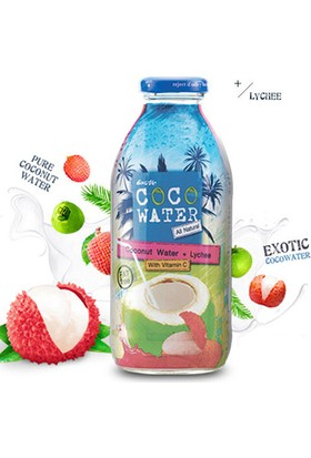 Exotic Coco Water Liçi Ve Hindistan Cevizi Suyu İçeceği 250 ml