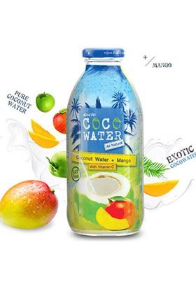 Exotic Coco Water Mango Ve Hindistan Cevizi Suyu İçeceği 250 ml
