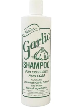 Nutrine Sarımsak Şampuanı Kokusuz 453 gr
