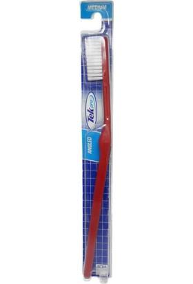 Tek Pro Angled Medium Diş Fırçası