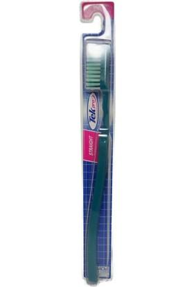 Tek Pro Straight Yumuşak Diş Fırçası